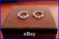 14k White Gold Diamond, Baroque Biwa Pearl Earrings & Pendant Set