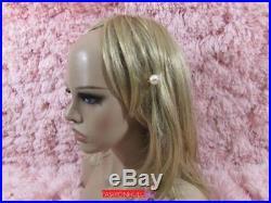 2012 / 12p Chanel A61763 Pearl Hair Pins Set Of Three