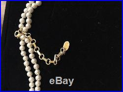 Audrey Hepburn Collection Floral Gold and Pearl Set
