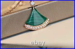 Bvlgari Divas Dream Necklace 18kt Rose Gold Set Mother Of Pearl Diamond
