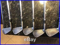 Cleveland CG1 Black Pearl 3-PW Iron Set Right Dynamic Gold Stiff Flex S300