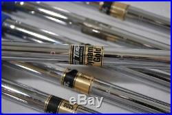 Cleveland CG1 Black Pearl 4-PW Iron Set Right Dynamic Gold Stiff Flex # 53245