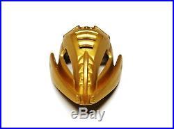 LEGO Bionicle Pearl Gold Kanohi Kraahkan (4 Hole Chin)
