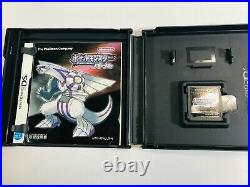 Nintendo DS Pokemon Heart Gold Soul Silver Platinum Diamond Pearl lot set #402