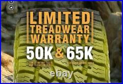 Trd Fuel Torque Wheels Rims Tires 265 70 17 Bronze At Nitto Terra Set